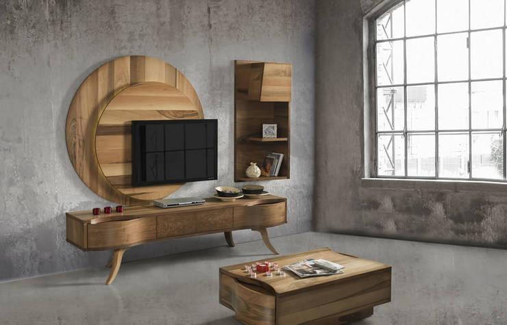 Trabcelona Design – london tv ünitesi:  tarz Oturma Odası