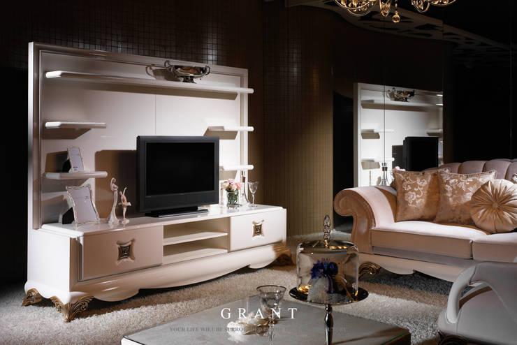 modern Living room by Trabcelona Design