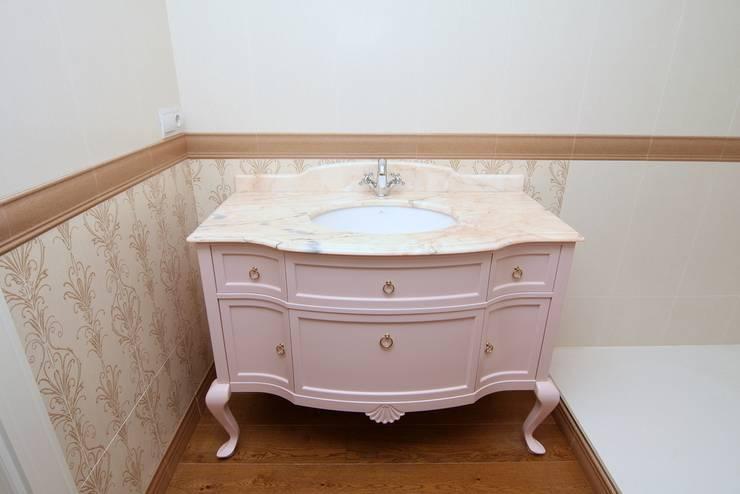 Muebles para cuartos de baño en vivienda de Adrados taller ...