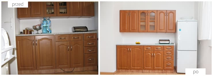 Kuchnia: styl , w kategorii  zaprojektowany przez Neo Art design