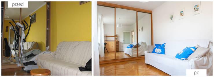 Sypialnia : styl , w kategorii  zaprojektowany przez Neo Art design