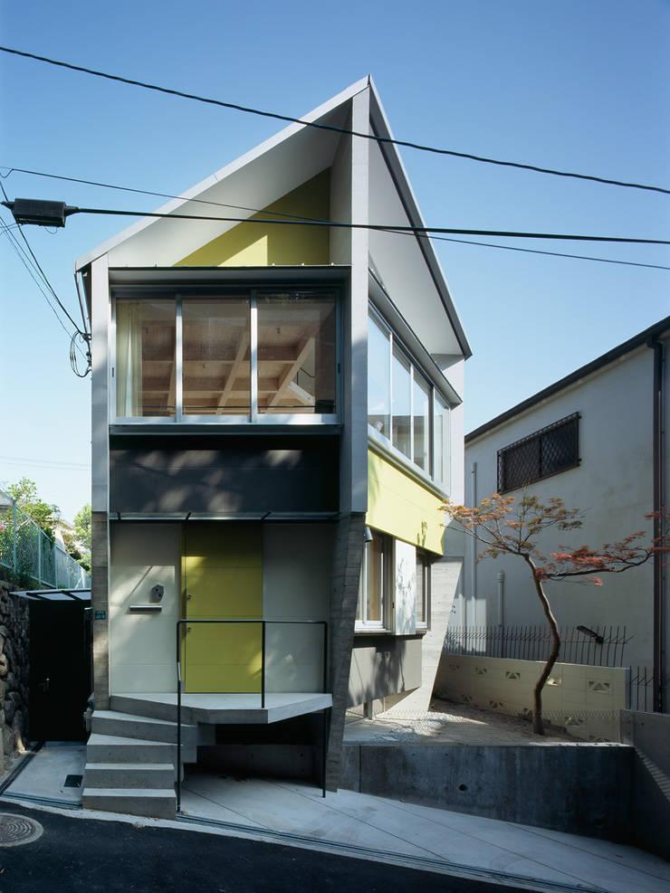 外観: kt一級建築士事務所が手掛けた家です。