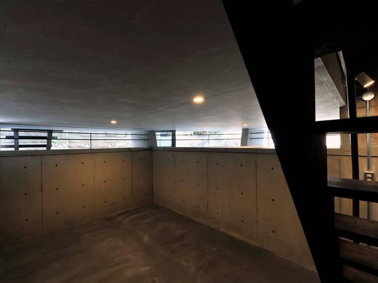地下室: kt一級建築士事務所が手掛けた和室です。