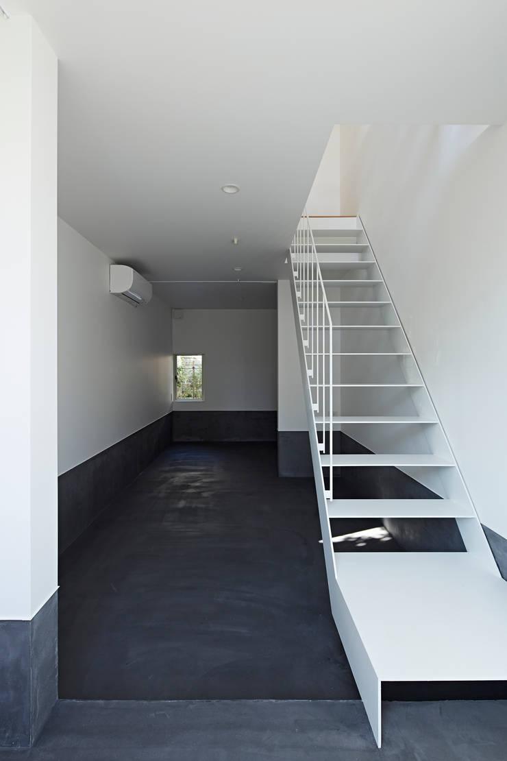 sandwich apartment: 池田雪絵大野俊治 一級建築士事務所が手掛けた和室です。