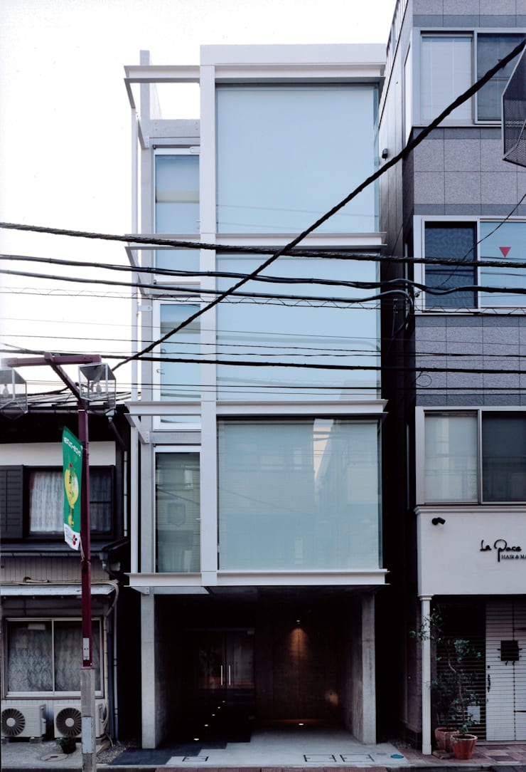 el Forty One: SOCIUS一級建築士事務所が手掛けた家です。