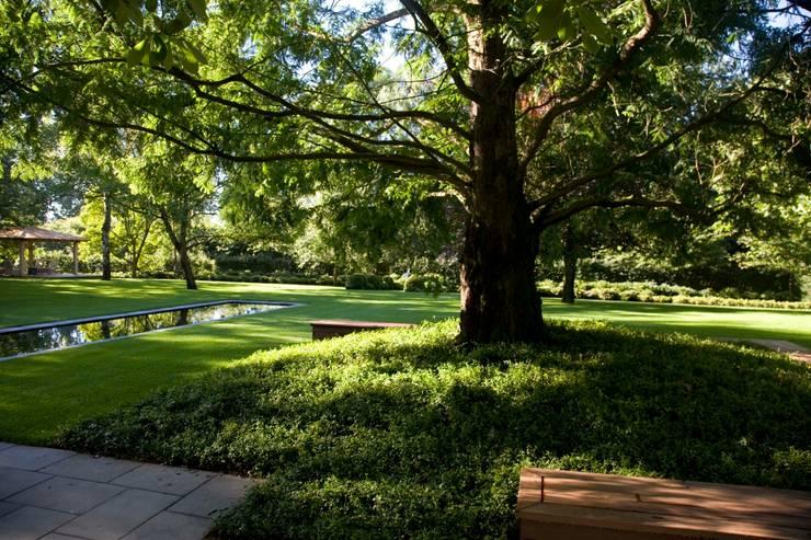 Jardins campestres por Meeuwis de Vries Tuinen