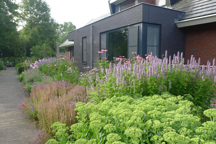 Projekty,  Ogród zaprojektowane przez Meeuwis de Vries Tuinen
