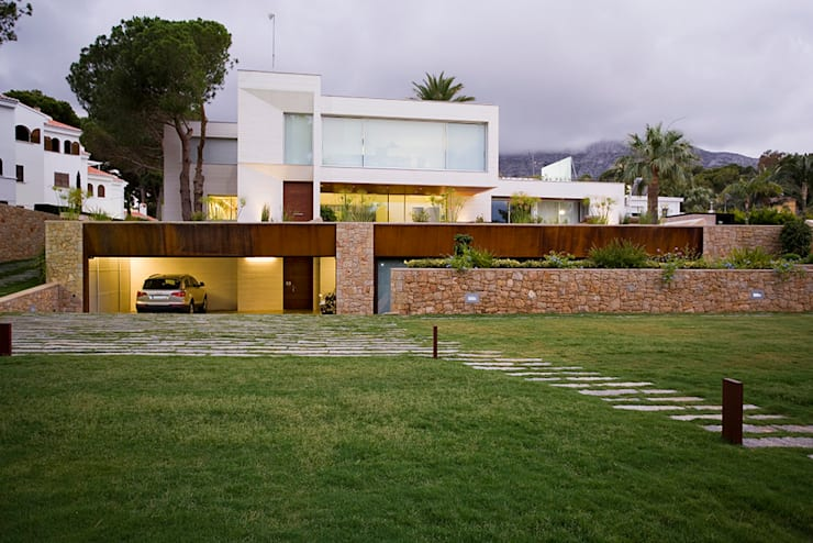 Houses by Jorge Belloch interiorismo