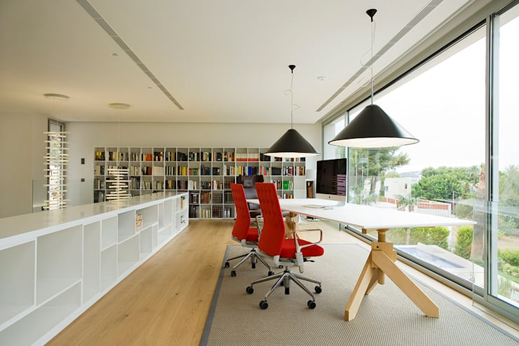 Study/office by Jorge Belloch interiorismo