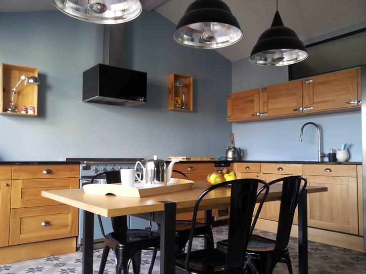 Cuisine: Cuisine de style de style Moderne par Aparté conseils