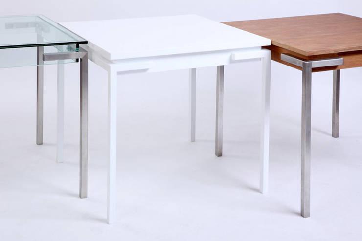 Just Table (sh4eg): styl , w kategorii Jadalnia zaprojektowany przez hanczar studio