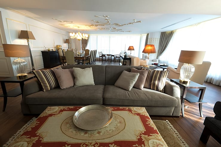N'CESUR FURNİTURE – n.cesur furniture:  tarz Ev İçi