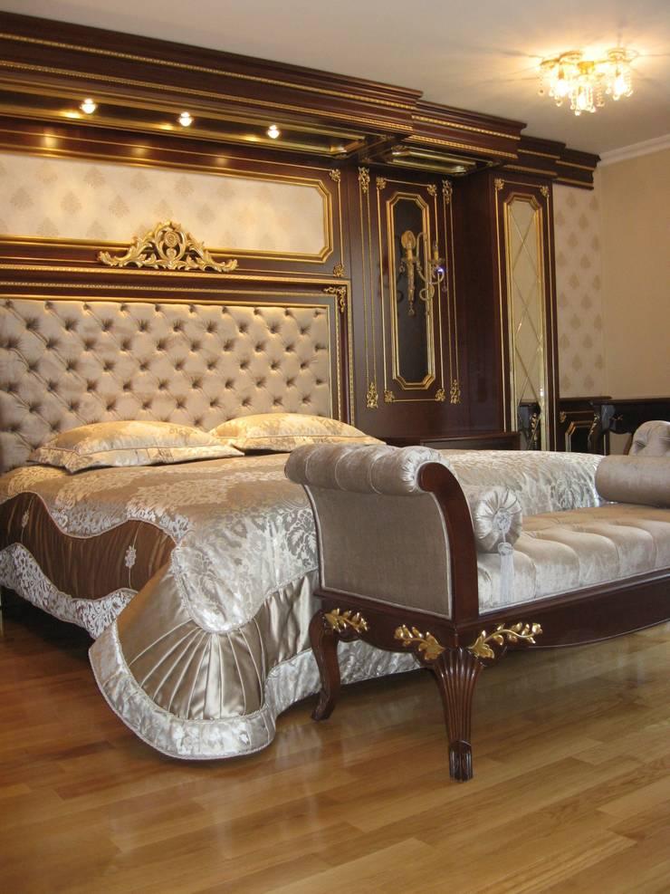 N'CESUR FURNİTURE – yatak odası:  tarz Yatak Odası