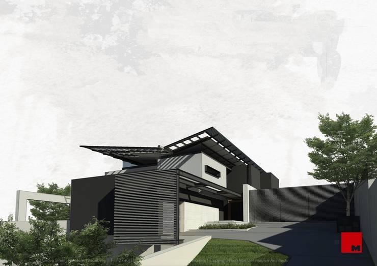 House Alj :  Houses by Nico Van Der Meulen Architects