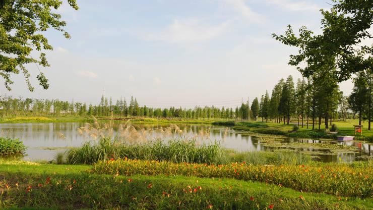 Kleiner See im Ostteil © Jan Siefke, Shanghai:  Veranstaltungsorte von Valentien + Valentien Landschaftsarchitekten Stadtplaner