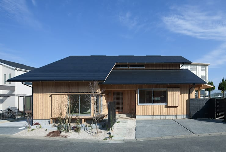 糸島の家: ろく設計室が手掛けた家です。