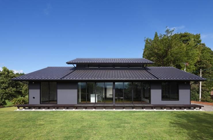 眺望の家: ろく設計室が手掛けた家です。