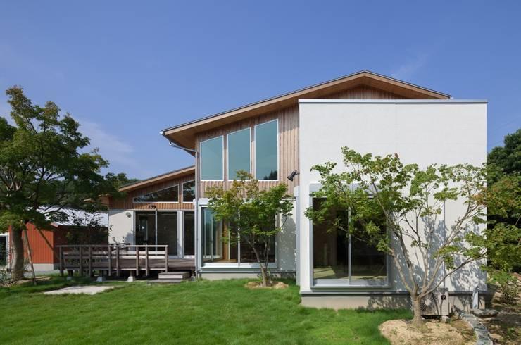 耳納の家: ろく設計室が手掛けた家です。