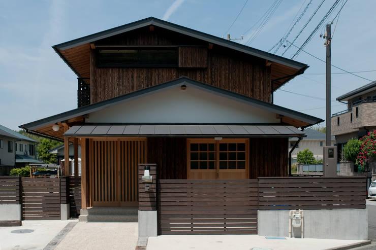 エコ・レトロの家: 大森建築設計室が手掛けた家です。,クラシック