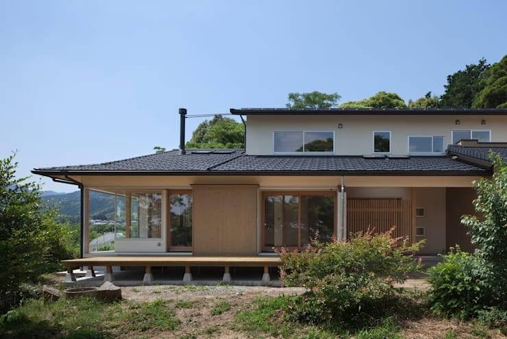 庚申堂の家: ろく設計室が手掛けた家です。