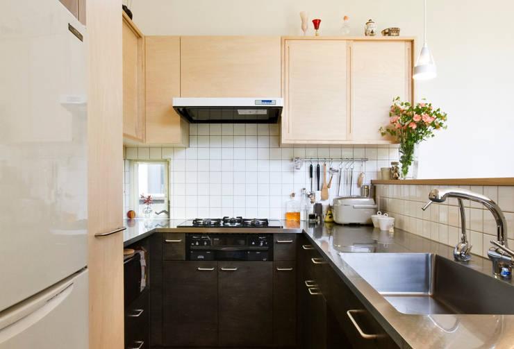 キッチン: FURUKAWA DESIGN OFFICEが手掛けたキッチンです。,モダン
