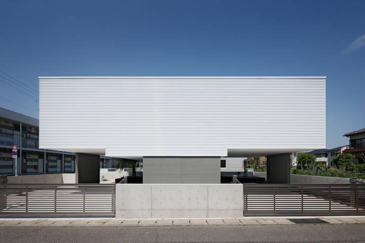 l a n i: *studio LOOP 建築設計事務所が手掛けた家です。