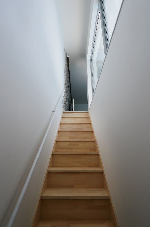 l a n i: *studio LOOP 建築設計事務所が手掛けた廊下 & 玄関です。,モダン