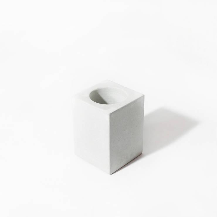 Square Bowl: Kindof의  가정 용품