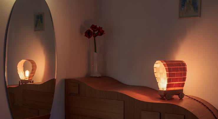 """Lampa """"Dyliżans"""": styl , w kategorii Jadalnia zaprojektowany przez Meble Autorskie Jurkowski,"""