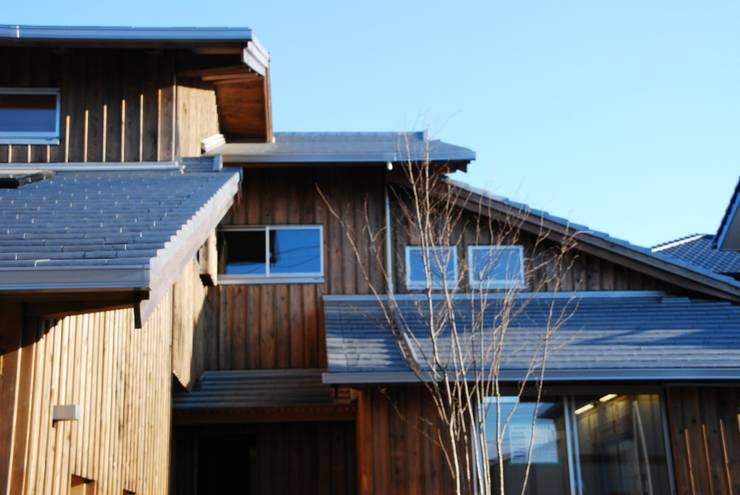 外観: SSD建築士事務所株式会社が手掛けた家です。