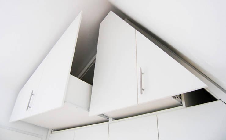 de estilo  por WEBERontwerpt | architectenbureau, Minimalista