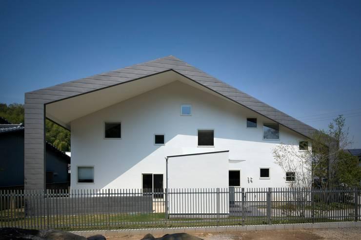 和歌山の住宅 S邸: sprayが手掛けた家です。