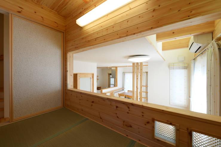 ポイントスキップ: 堀内一級建築設計事務所が手掛けた和室です。