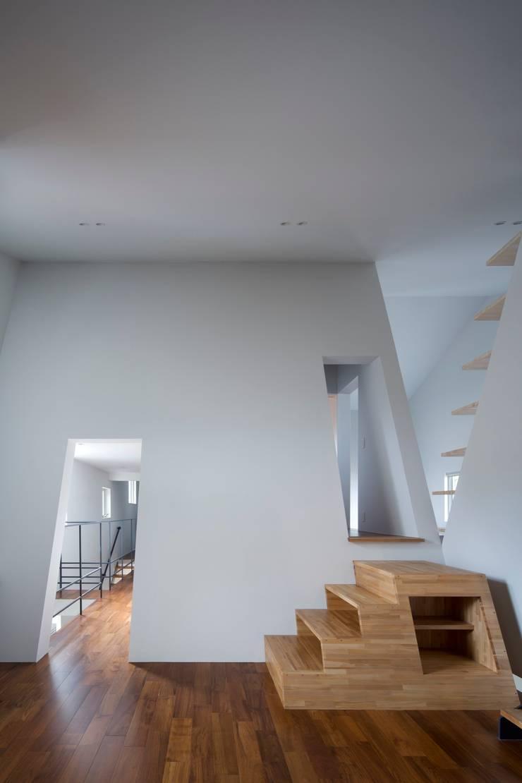 和歌山の住宅 S邸: sprayが手掛けた和室です。