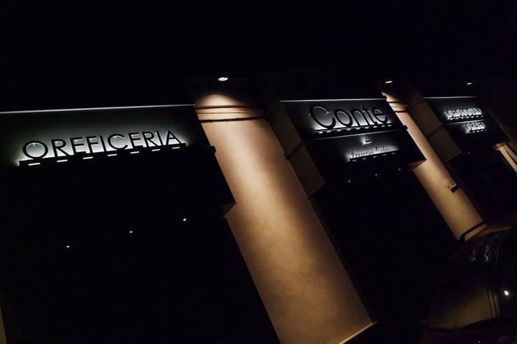 Illuminazione led gioielleria by ecoledsolution homify