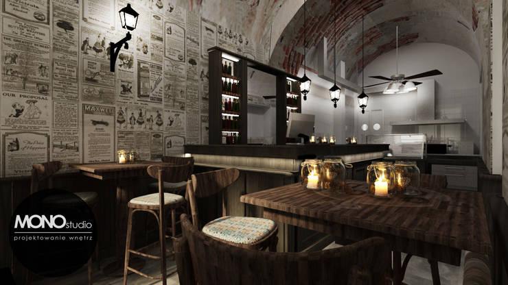 Kubański temperament : styl , w kategorii Hotele zaprojektowany przez MONOstudio,