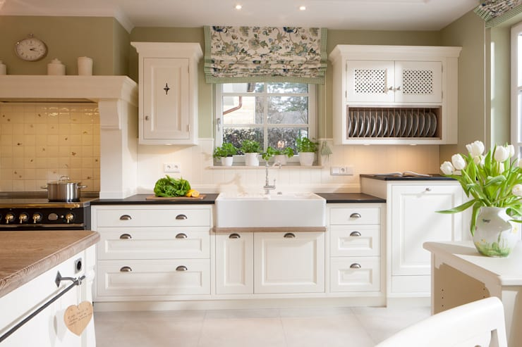 country chic o moderna cucina in stile