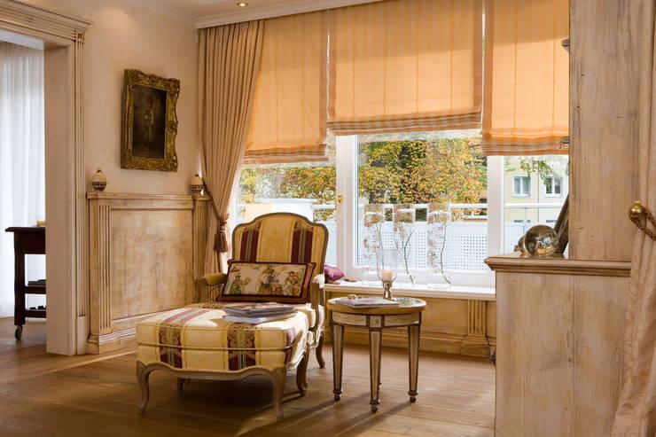 Salas / recibidores de estilo  por Beinder Schreinerei & Wohndesign GmbH, Rural