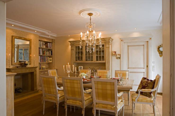 Dining room by Beinder Schreinerei & Wohndesign GmbH