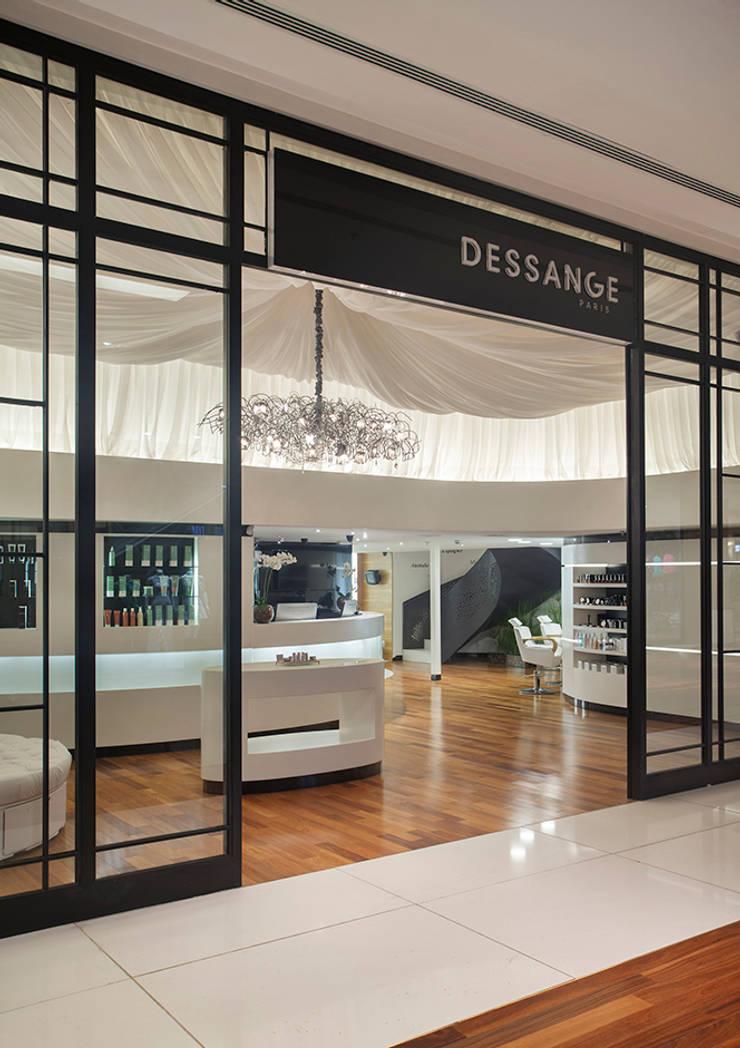 Dessange Paris Centro de Beleza - Barrashopping: Lojas e imóveis comerciais  por Cadore Arquitetura