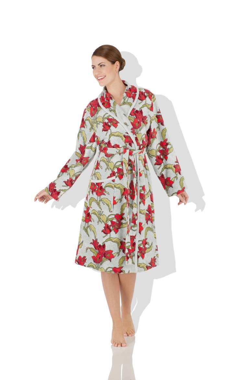 TIFFANY - florale Inspirationen von FEILER:  Badezimmer von FEILER,