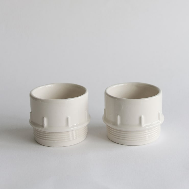 Pipe Condiment Cups:  Household by StolenForm