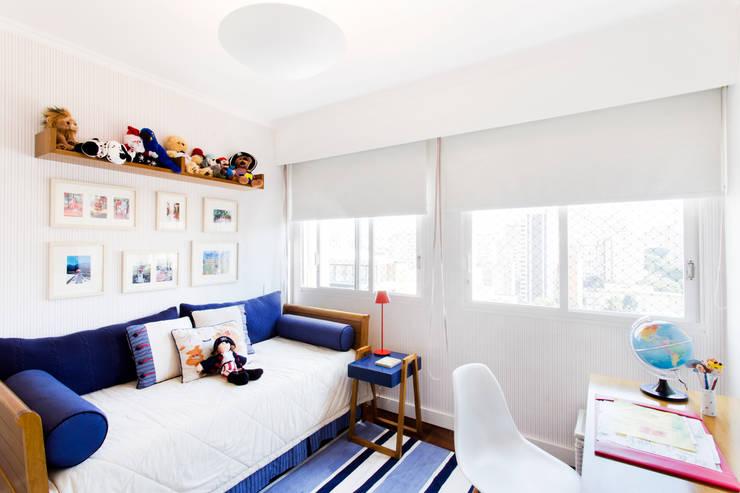Детские комнаты в . Автор – Pereira Reade Interiores