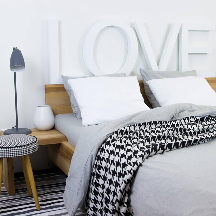 scandinavian Bedroom by Nocne Dobra