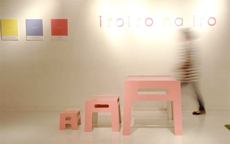 iroiro furniture: maak inc.が手掛けた子供部屋です。,