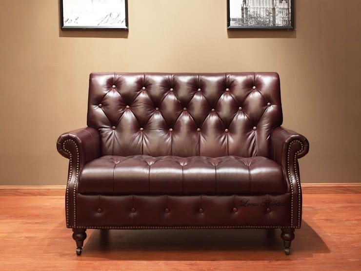 dd:  Living room by Locus Habitat