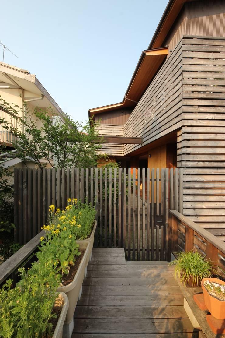 荏田町の家: 新井アトリエ一級建築士事務所が手掛けた家です。