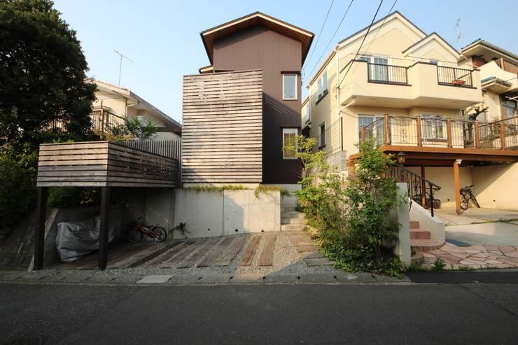 房子 by 新井アトリエ一級建築士事務所