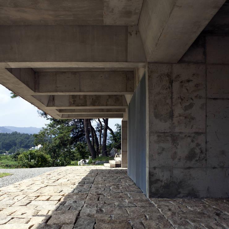 건원재: 서현의  주택