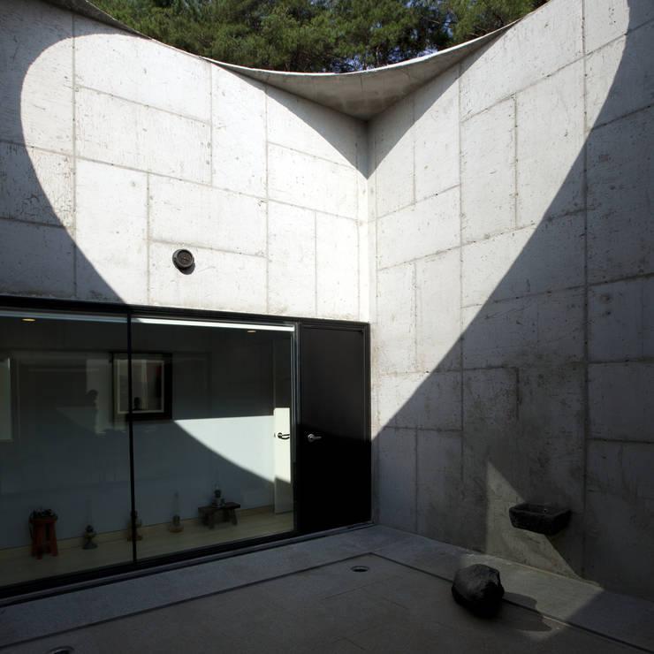 건원재: 서현의  정원